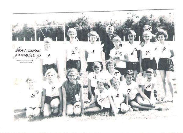 """Sportdag alleen voor meiden op het sportpark """"Bentincksdijk"""" De derde ...: www.hoogeveen2000.com/index.php/scholen/herv-school-1-en-2"""